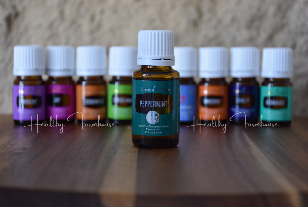 Peppermint Essential Oil Uses & Benefits
