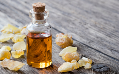 Frankincense Oil Uses