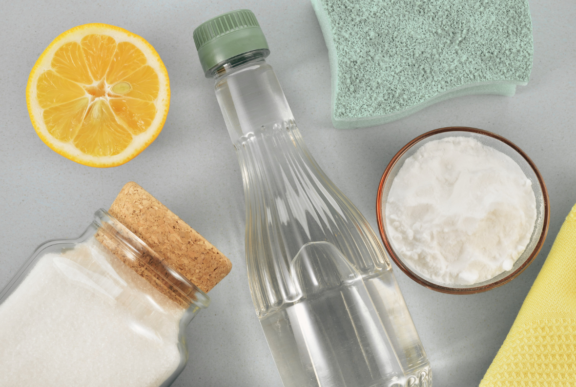 Non-Toxic Cleaner Recipes